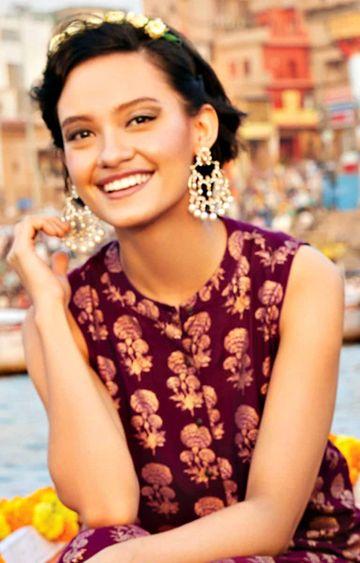 Global Desi | Gold Dangle and Drop Earrings