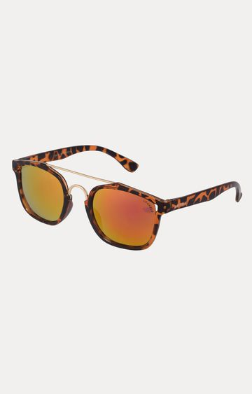 Laurels | Brown Square Sunglasses