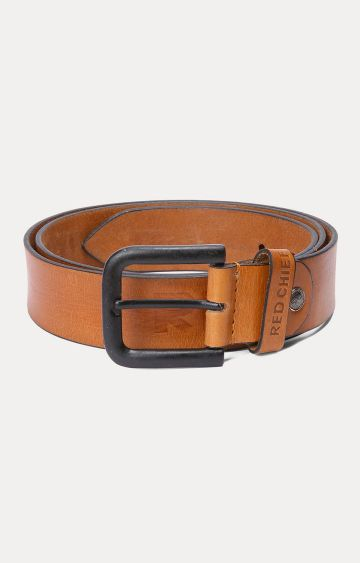 RED CHIEF | Tan Belt