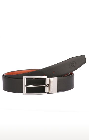 RED CHIEF | Black Reversible Belt