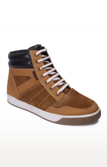 RED CHIEF | Rust Sneakers