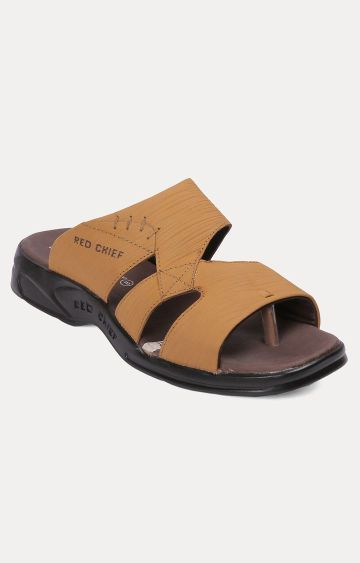 RED CHIEF | Rust Sandals