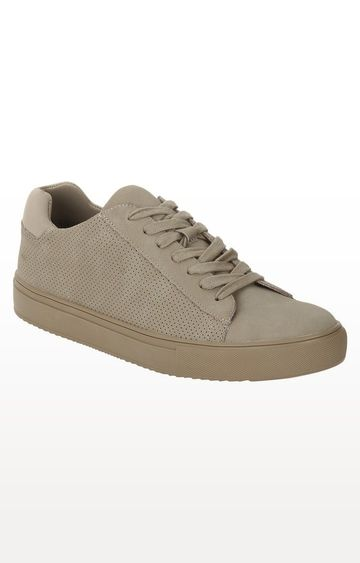 celio   Light Brown Sneakers