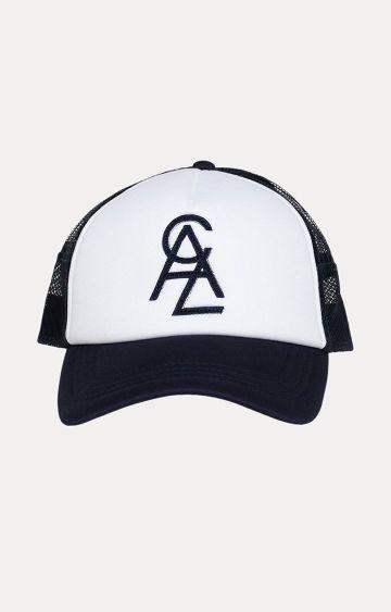 celio | Navy Embroidered Baseball Cap