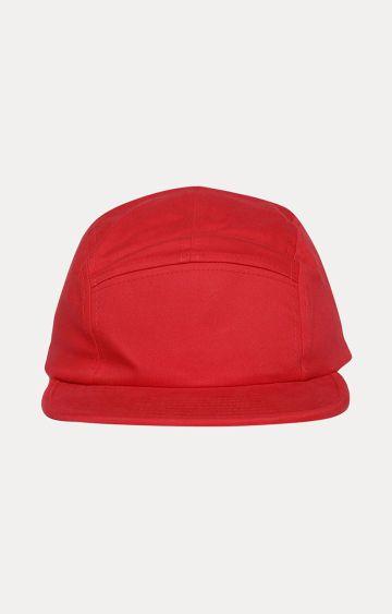 celio | Red Solid Baseball Cap