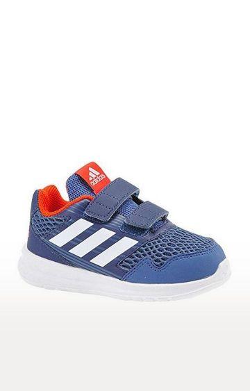 adidas   Blue Casual Shoe Slip-on