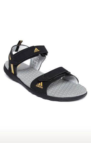 adidas | Black Floaters