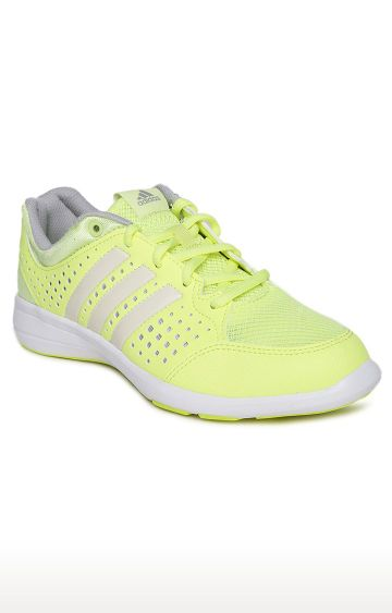 adidas | Yellow Running Shoes