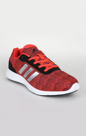 adidas | Red Running Shoes