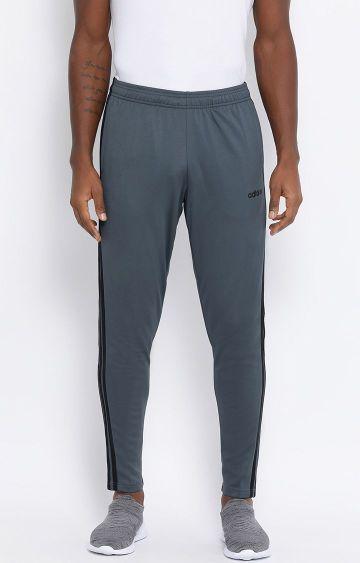 adidas | Grey Solid Trackpants