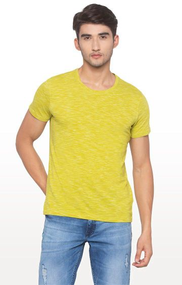globus | Green Melange T-Shirt