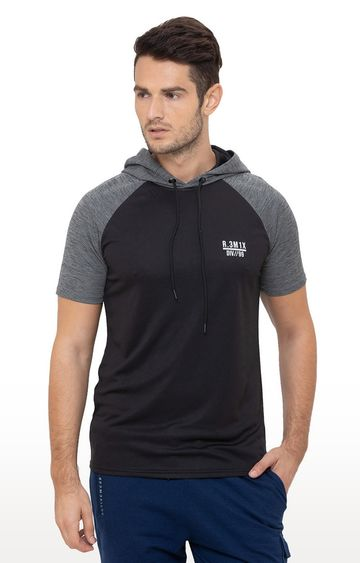globus | Grey Solid T-Shirt