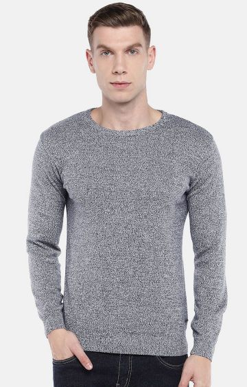 globus | Grey Melange Sweatshirt