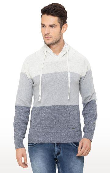 globus | Grey Striped T-Shirt