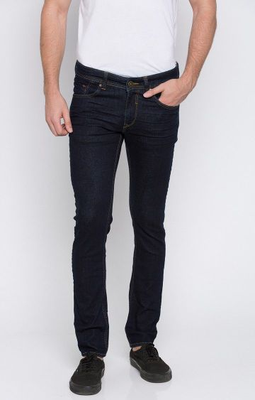 spykar | spykar Cotton Low-Rise Skinny Jeans
