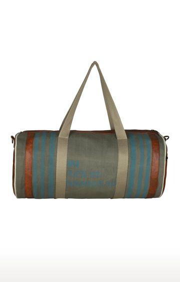spykar | Spykar Olive Duffle Bag