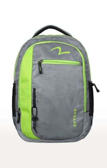 spykar | Spykar Grey Backpack