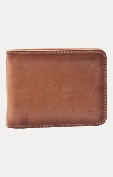 spykar | Spykar Cognac Leather Wallets