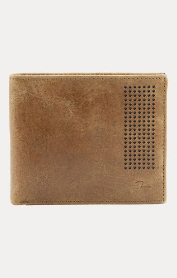 spykar | Spykar Brown Leather Wallets