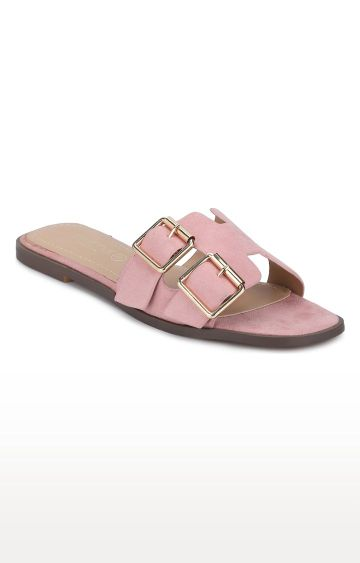 Truffle Collection | Pink Sandals