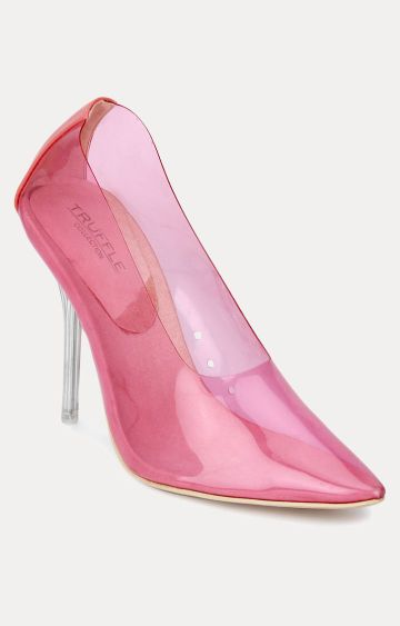 Truffle Collection | Pink Stilettos