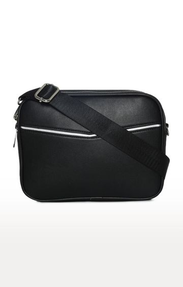 Truffle Collection | Black Sling Bag