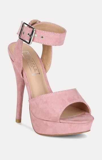 Truffle Collection | Dusty Pink Stilettos