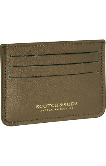 Scotch & Soda | CLASSIC LEATHER CARD HOLDER