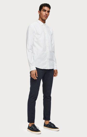 Scotch & Soda | Classic Oxford Weave Shirt  Regular fit