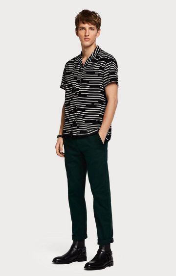 Scotch & Soda | Stuart  Peached Chinos  Regular slim fit