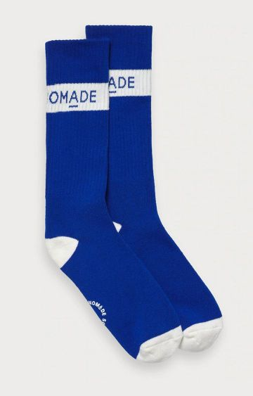 Scotch & Soda | Blue Solid Socks