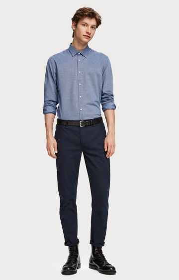 Scotch & Soda | Knitted Shirt  Slim fit