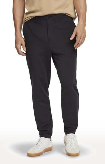 Scotch & Soda | Black Club Nomade Tapered Chinos