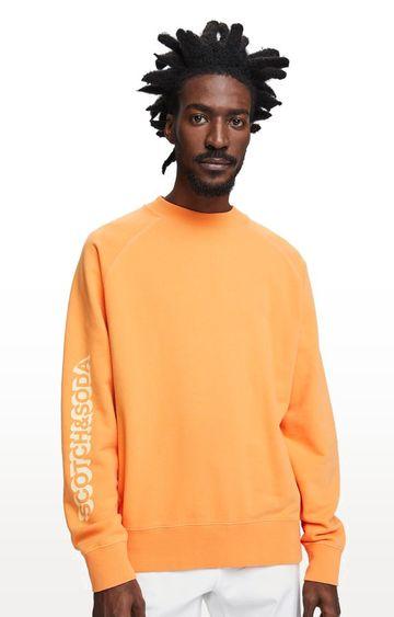 Scotch & Soda | Clementine Solid Regular Fit Sweatshirt