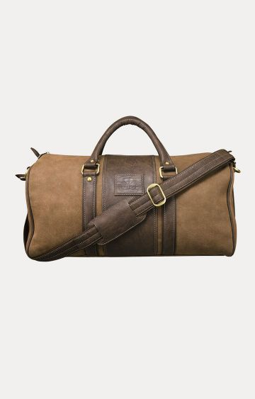Walrus | Brown Duffle Bag