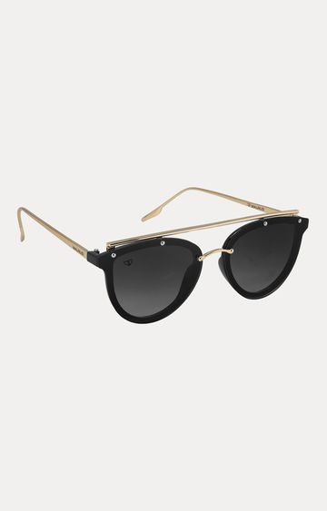 Walrus   Black Oval Sunglasses