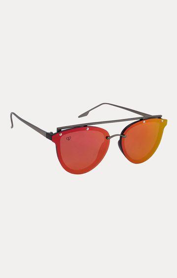 Walrus   Grey Oval Sunglasses