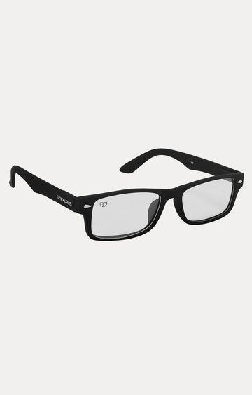 Walrus   Black Rectangle Sunglasses
