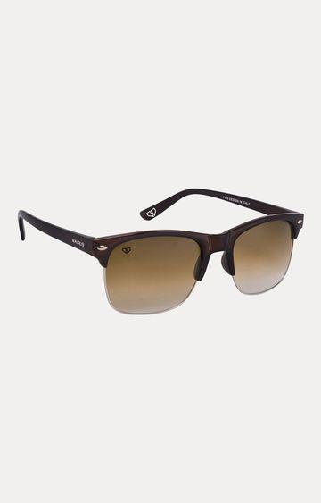 Walrus | Brown Browline Sunglasses
