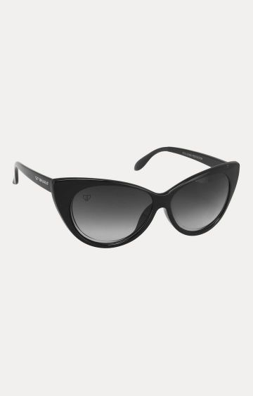 Walrus | Black Cateye Sunglasses