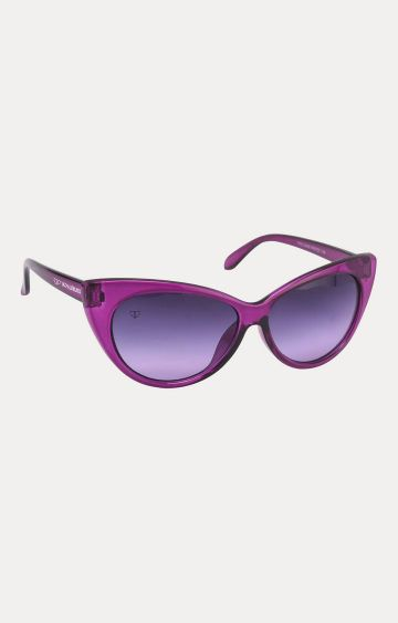 Walrus | Purple Cateye Sunglasses