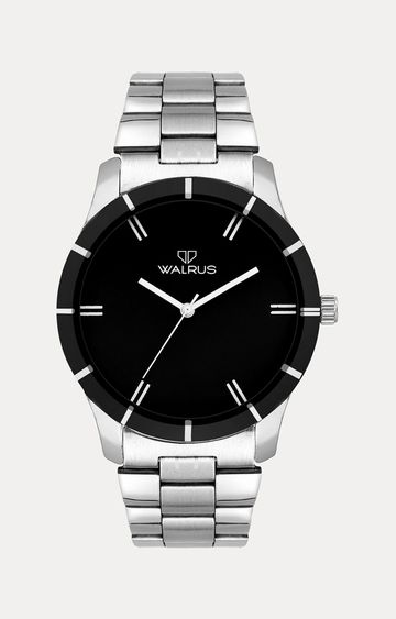 Walrus | Silver Analog Watch