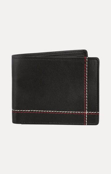 Walrus | Black Wallet