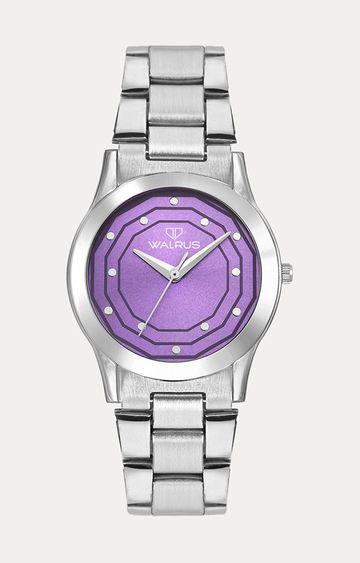 Walrus | Silver Analog Watch