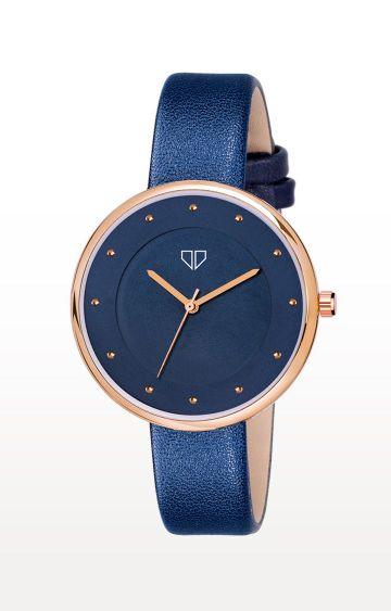 Walrus   Blue Venice III Analog Function Premium Quality Trendy Watch