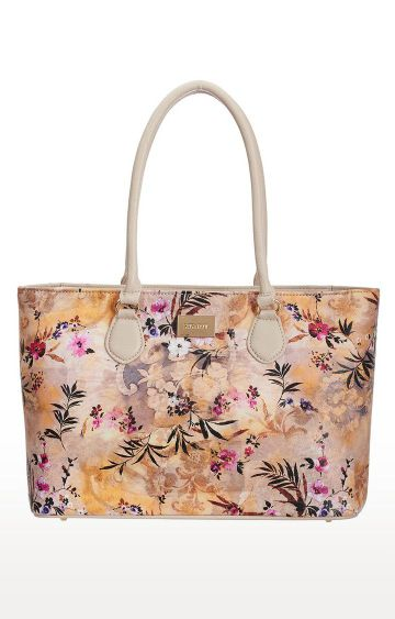 SATYA PAUL | Beige Handbag