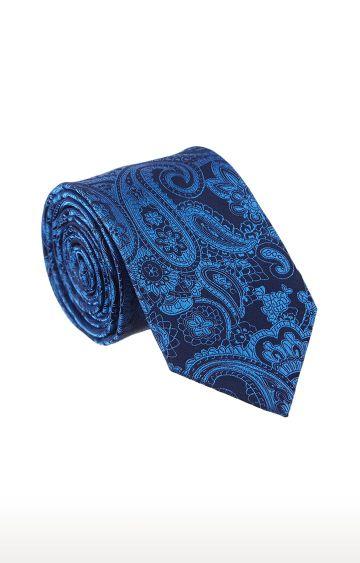 SATYA PAUL | Blue Tie