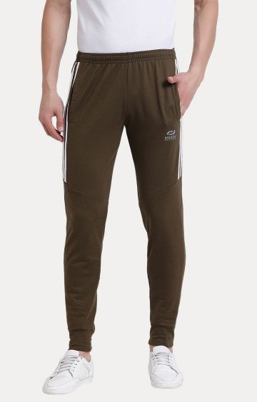 Masch Sports | Olive Solid Joggers