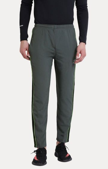 Masch Sports | Grey Solid Trackpants
