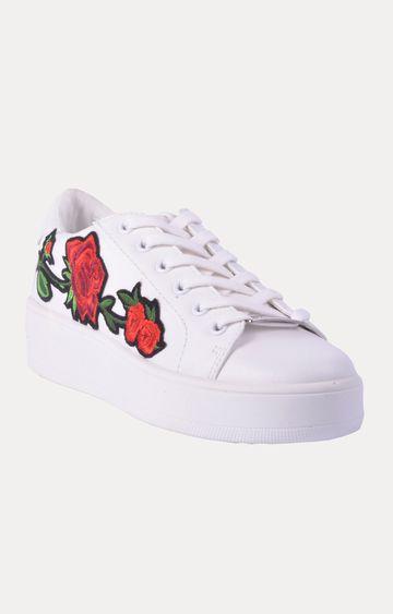 STEVE MADDEN | Bertie-P White Sneakers